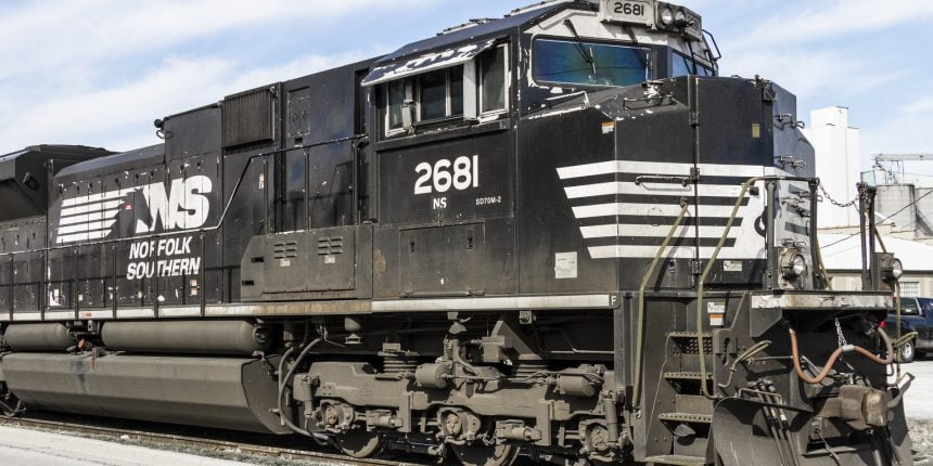 Norfolk Southern the Latest Railway to Join Blockchain Transport Group