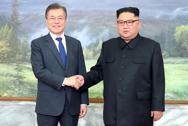 North and South Korean Leaders Meet in Bid to Salvage U.S. Talks