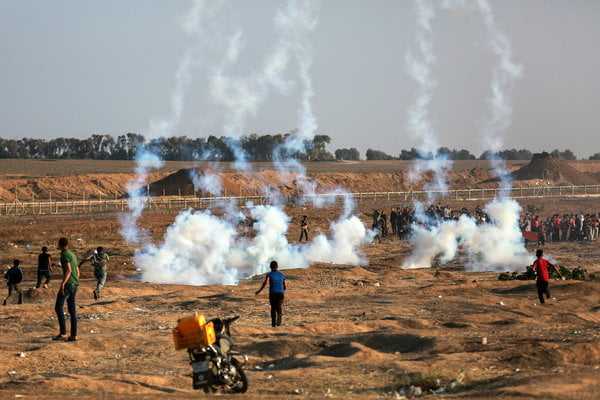 Palestinians Ask I.C.C. to Open Full Inquiry Into Israel