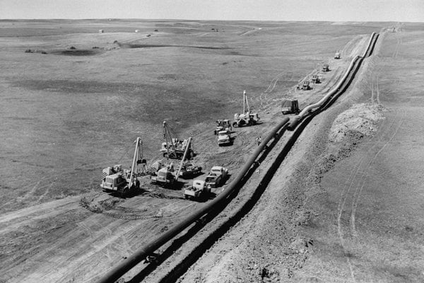 Pipelines, the Stuff of Canadian Politics: the Canada Letter