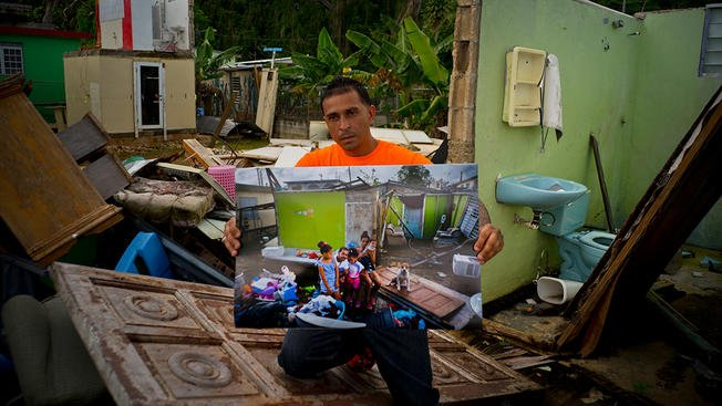 Puerto Rico faces lawsuits over hurricane death count data