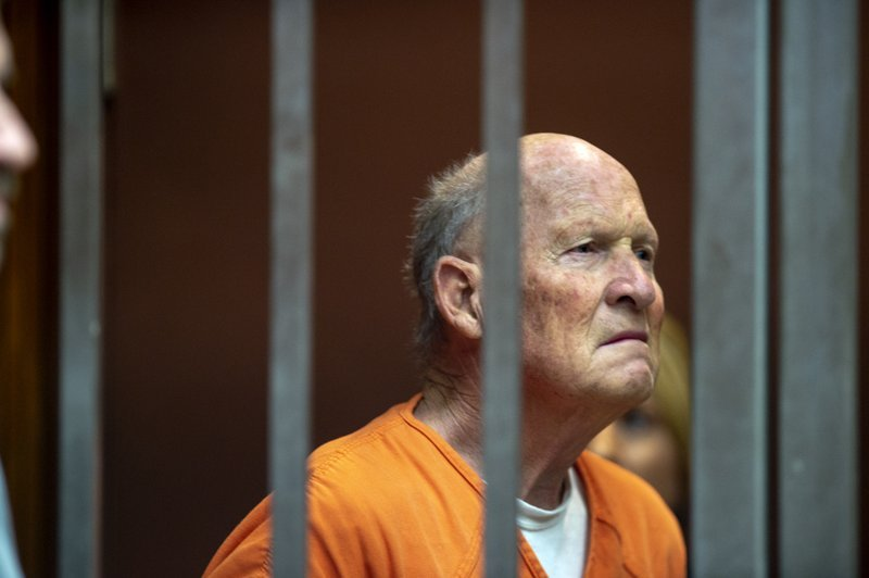 Records show DNA from a tissue led to Golden State Killer suspect arrest