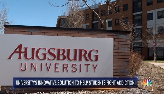 Recovery dorm offers addicted students chance at sobriety — and a diploma