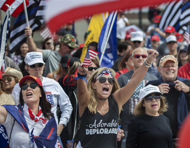 Scary study connects white American bigotry with support for authoritarianism