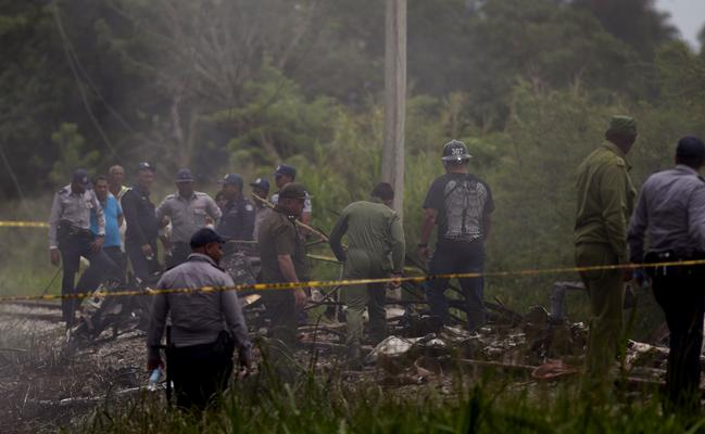 Scores Dead as Cuban Airliner Crashes