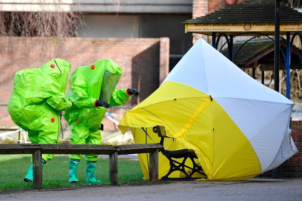 Skripal Attack Scared U.K. Doctors: 'We Were Expecting Them Not to Survive'