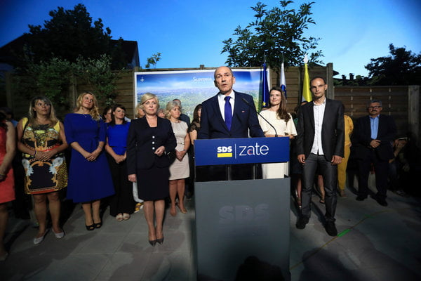 Slovenia Elections Tilt Another European Country to the Right