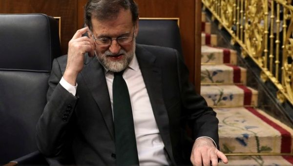 Spain's Prime Minister, Mariano Rajoy, Is Ousted in No-Confidence Vote