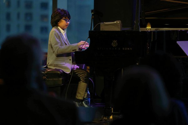 Teen prodigy Joey Alexander: 'There wasn't much jazz in Bali'