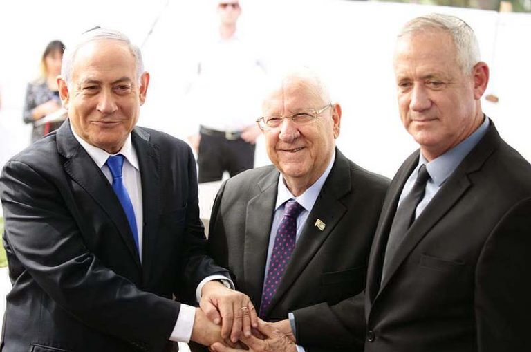 """The """"almost definitive"""" results in Israel keep Gantz two scans above Netanyahu"""