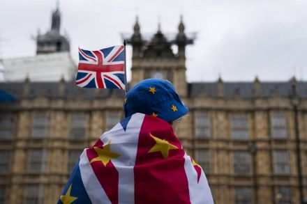The British Government makes public its worst forecasts for a chaotic Brexit