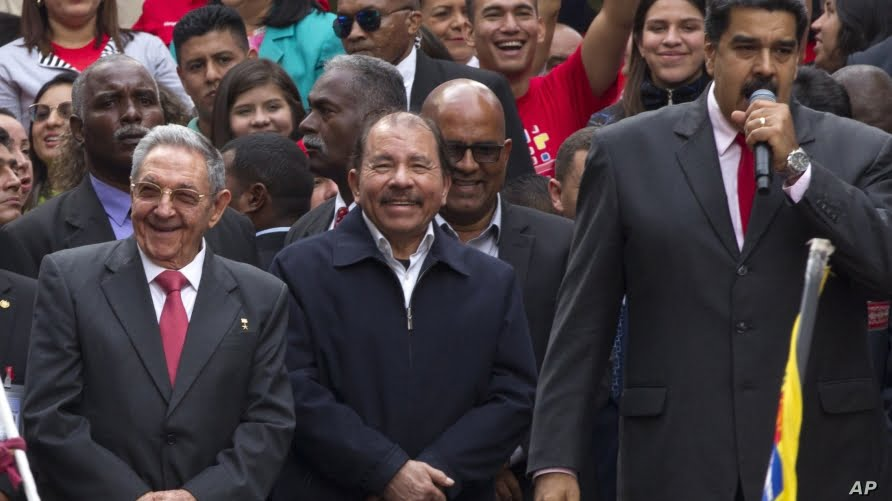 The EU takes the first step to impose sanctions on Nicaragua