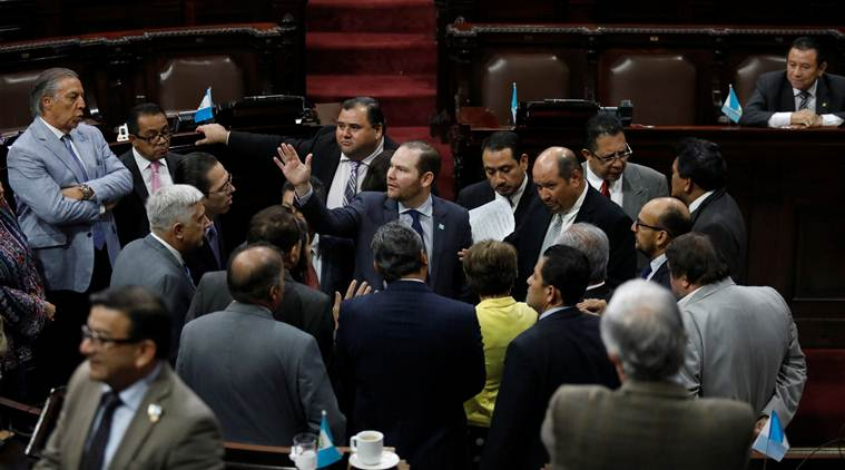 The Guatemalan Congress declares the state of siege in 22 municipalities after the death of three soldiers