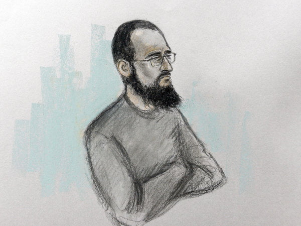 The 'Lone Mujahid,' Who Threatened Prince George, Pleads Guilty