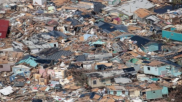 The number of dead in Bahamas rises to 20 due to the passage of hurricane 'Dorian'