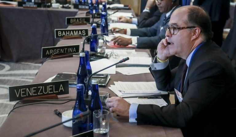 The opposition welcomes the sending of a research mission to Venezuela by the UN