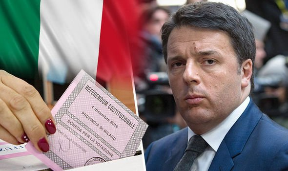 The polls predict a difficult path for Renzi and his new party in Italy