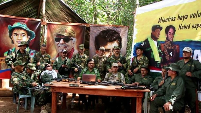 The possible alliance of FARC and ELN threatens to burn the border between Colombia and Venezuela
