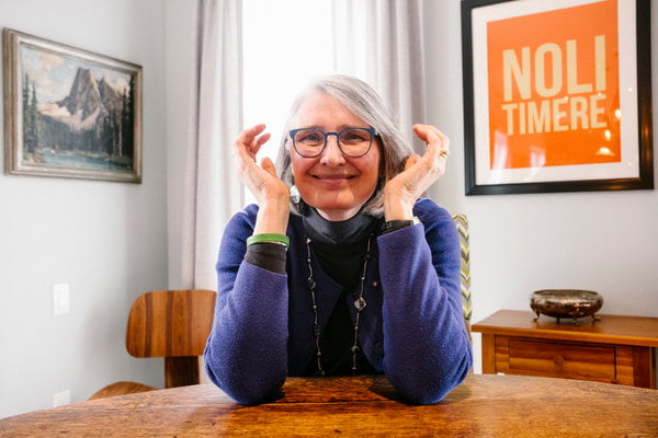 The Saturday Profile: An Affable Canadian Author With a Penchant for Murder