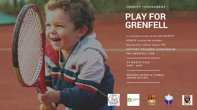 The sports charity helping Grenfell's children