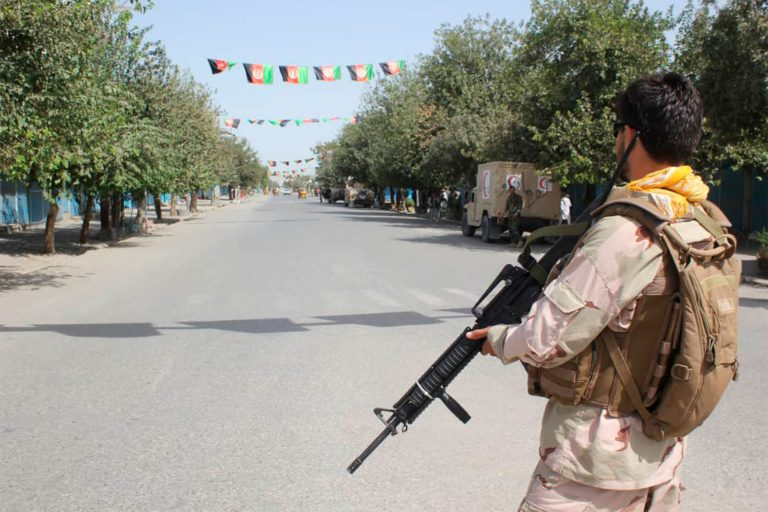 The Taliban launch an attack on the capital of Kunduz province