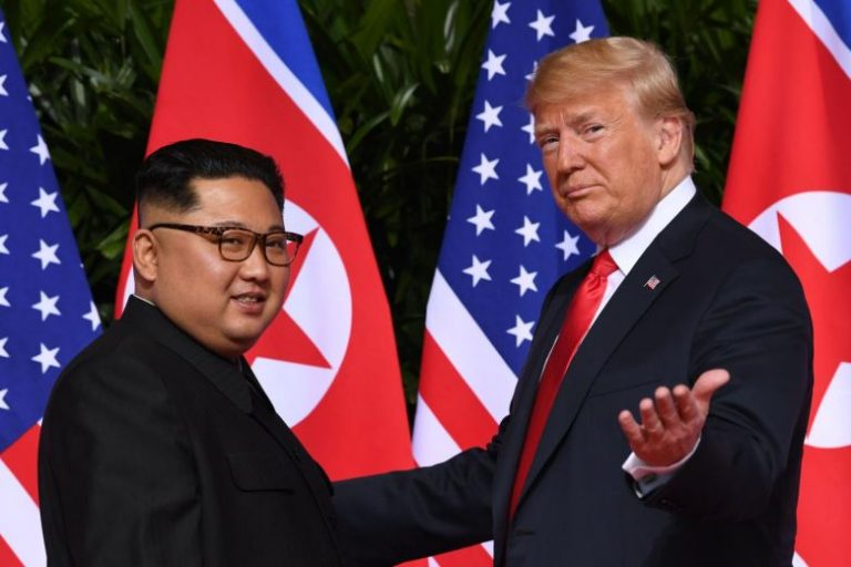 The talks between the US and North Korea could take place in two or three weeks
