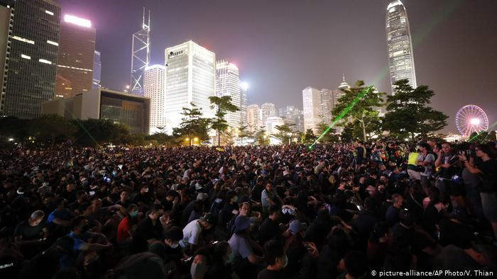 Thousands of people will demonstrate in Hong Kong to commemorate the fifth anniversary of the 'Umbrella Revolution'