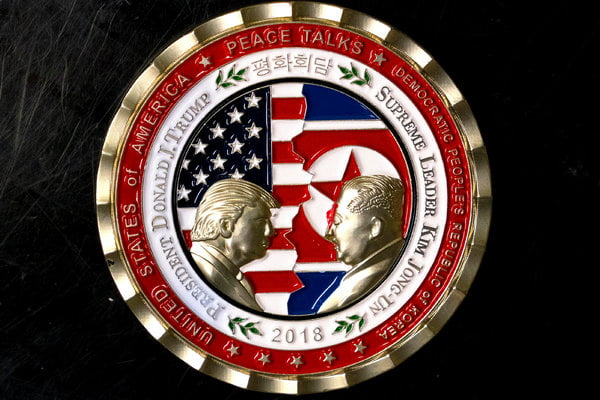 Trump-Kim Meeting Is Yet to Come, but U.S. Has Minted the Coins