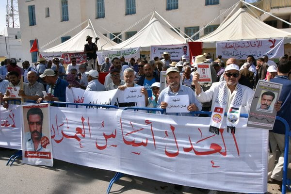 Tunisia Truth Commission Brings One Court Case in Four Years