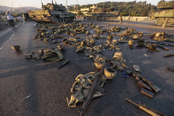 Turkey Hands Life Sentences to 104 People Over Coup Attempt