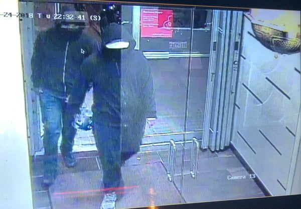 Two Sought in Bombing at Indian Restaurant in Ontario