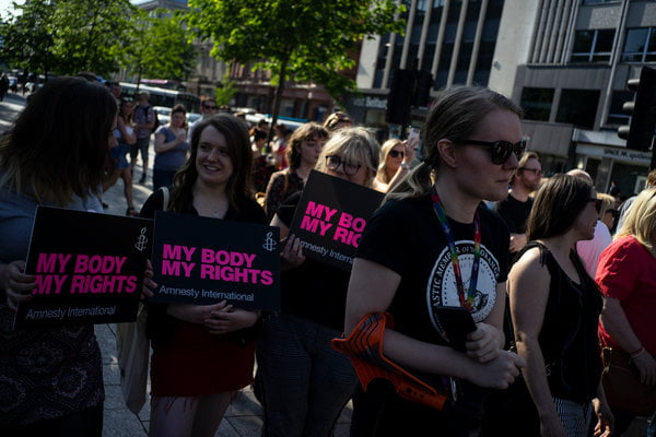 U.K. Court Dismisses Challenge to Northern Ireland Abortion Law