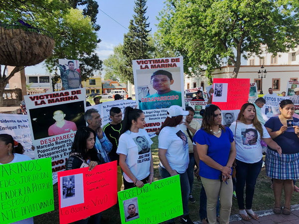 U.N. says Mexican security forces are likely behind disappearances in border city