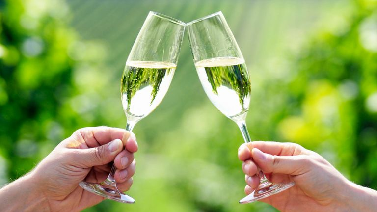 UK could be approaching 'peak prosecco'
