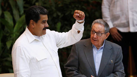 US sanctions Raúl Castro and his four children for human rights violations in Cuba and Venezuela