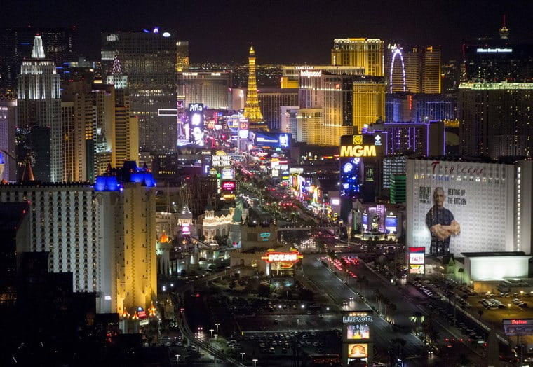 Vegas casino workers prepare for 'citywide strike' after contracts expire