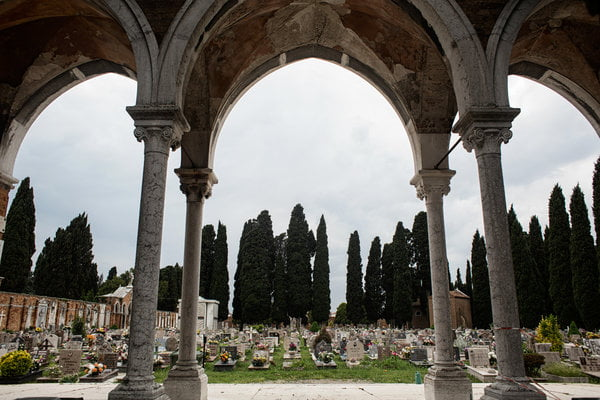 Venice Journal: A Chance to Spend 99-Plus Years in Venice (in the Afterlife)