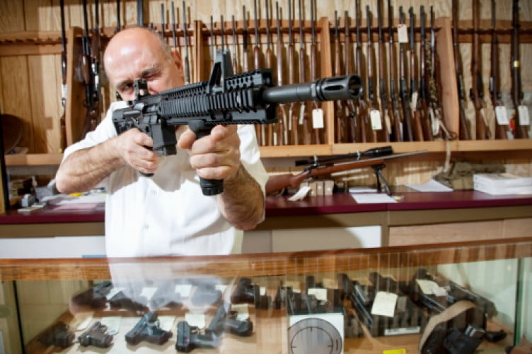 Want to know the truth about America's out of control gun culture? Ask a veteran.