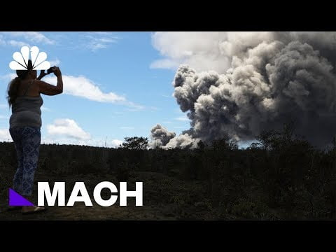 What the Mt. Kilauea eruptions mean for climate change