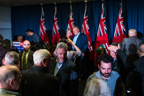 Will a Canadian Donald Trump Become Ontario's Leader?