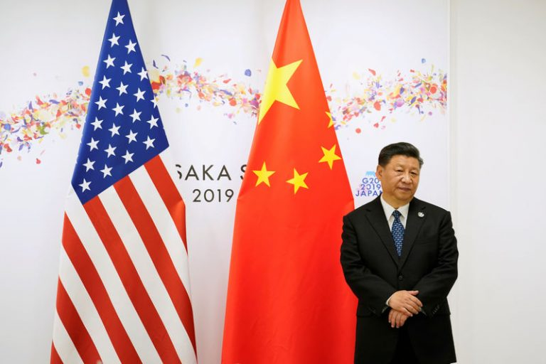 """Xi warns that China enters a period of """"concentrated risks"""""""