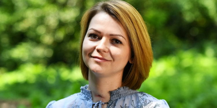 Yulia Skripal Describes 'Slow and Extremely Painful' Recovery From Poisoning