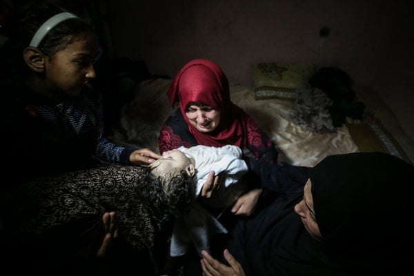 A Child of Gaza Dies. A Symbol Is Born. The Arguing Begins.
