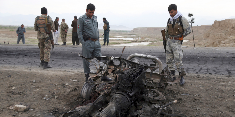 Afghanistan, the deadliest conflict in the world