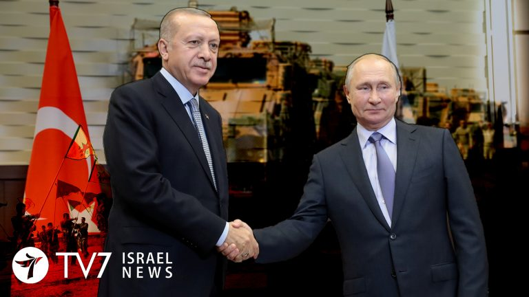"""Al Assad asks Russia to collaborate against the Turkish """"occupation"""" of northern Syria"""