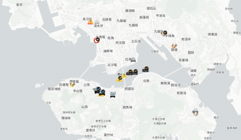 An official Chinese newspaper accuses Apple of encouraging Hong Kong protests with a transport app