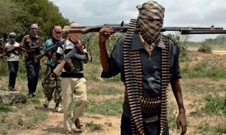 Armed men kidnap six female students and two workers in a boarding school in northern Nigeria