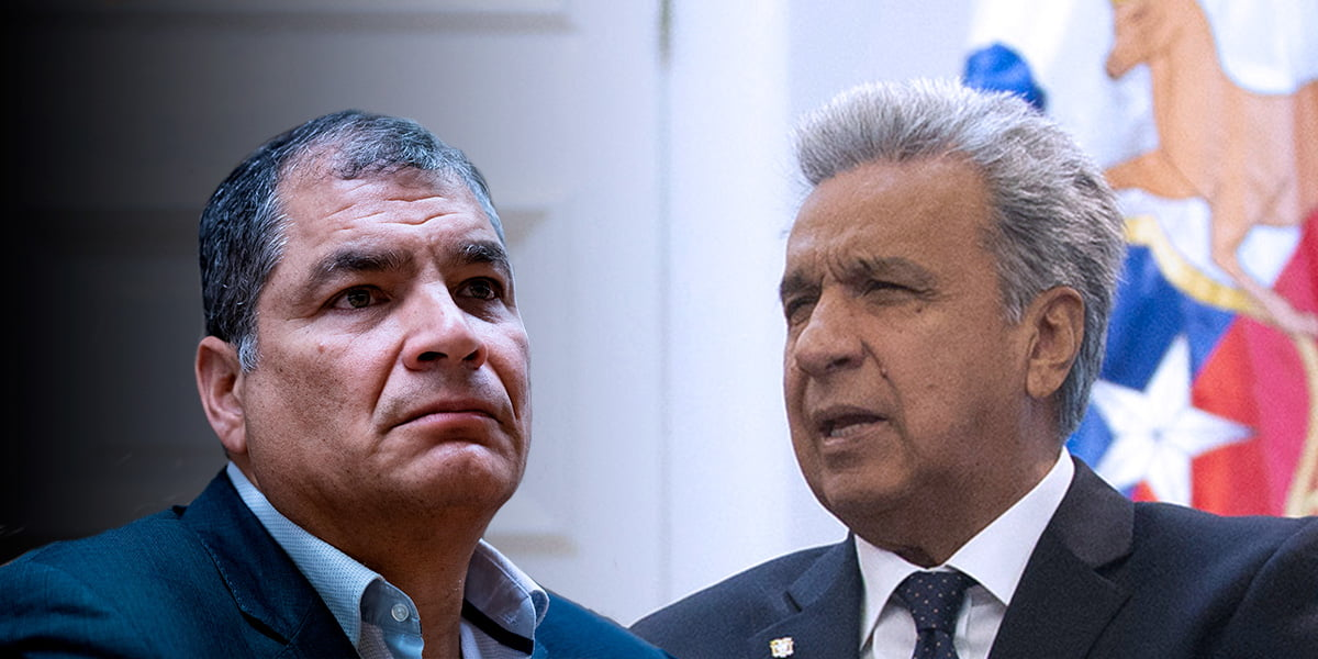 """Correa asks for elections in Ecuador and affirms that he will be candidate """"if necessary"""""""
