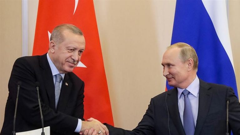 Erdogan confirms that Turkey and Russia will start their joint patrols in Syria on Friday