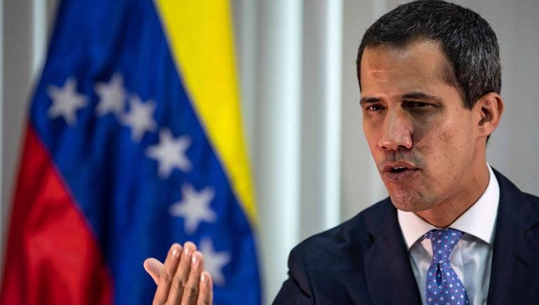 """Guaidó accuses the Government of """"trying to distract Venezuelans"""": """"The proposal is very clear"""""""